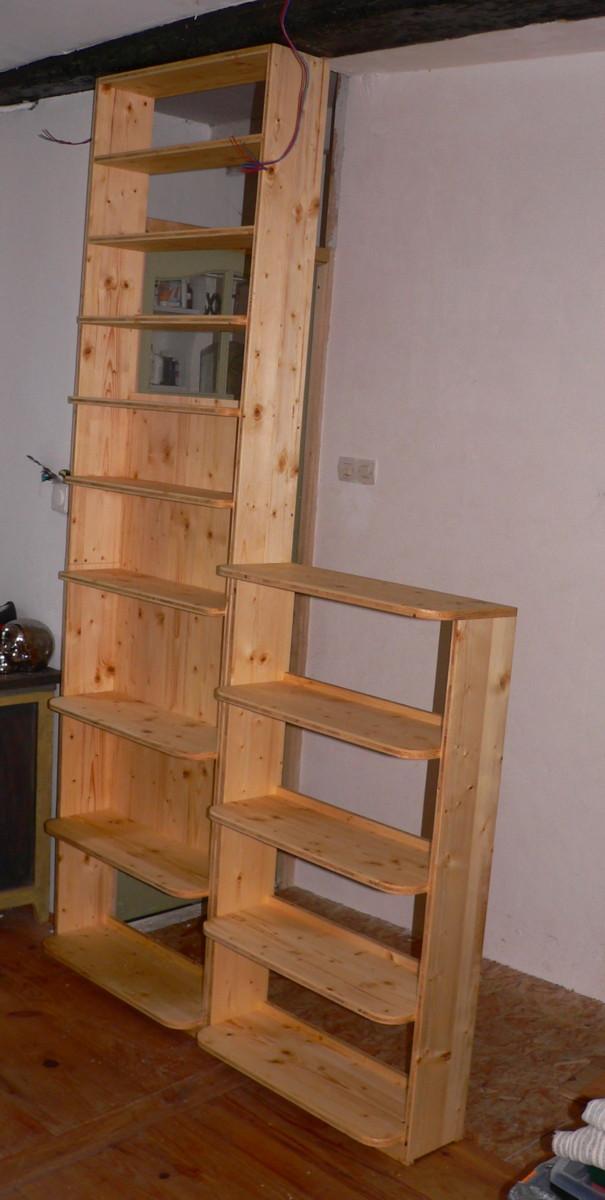 Quelques meubles en trois-plis Etager13