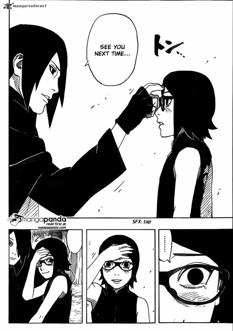manga - Naruto Gaiden : Le 7ème Hokage et le mois du printemps écarlate. (Fin du manga )  - Page 3 G01410