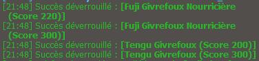Vos exploits avec les idoles ! (Score 300) Fuji10