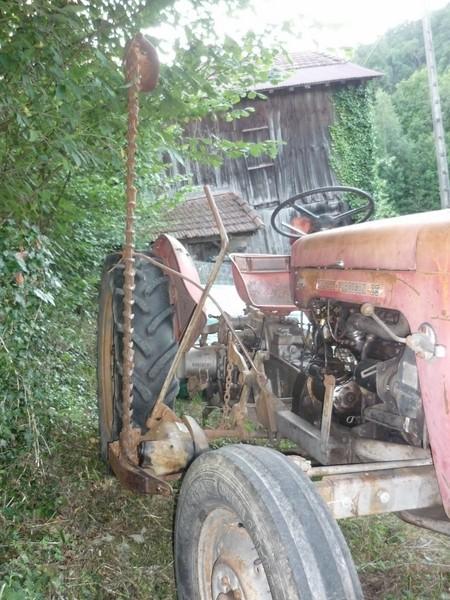 restauration - Restauration de mon Massey 825 (1961, moteur Perkins A4.107) P1030012