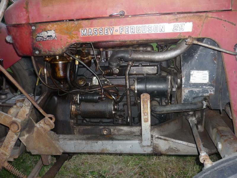 restauration - Restauration de mon Massey 825 (1961, moteur Perkins A4.107) P1030013
