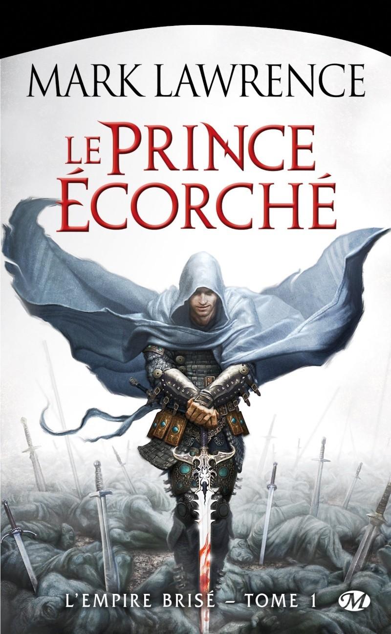 LAWRENCE Mark - L'EMPIRE BRISÉ - Tome 1 : Le Prince écorché  81ktff11