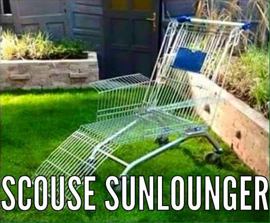 Scouse sunlounger Scouse10