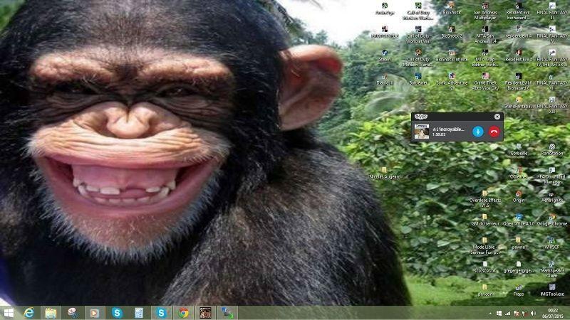 Screen de votre fond d'écran Dadada10