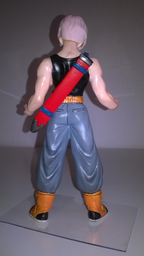 Dragonball Z - Trunks vinyl kit Trunks11