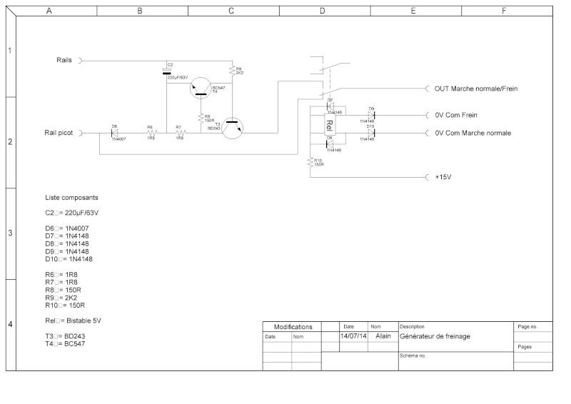Module de freinage Märklin 72442 Gynyra14