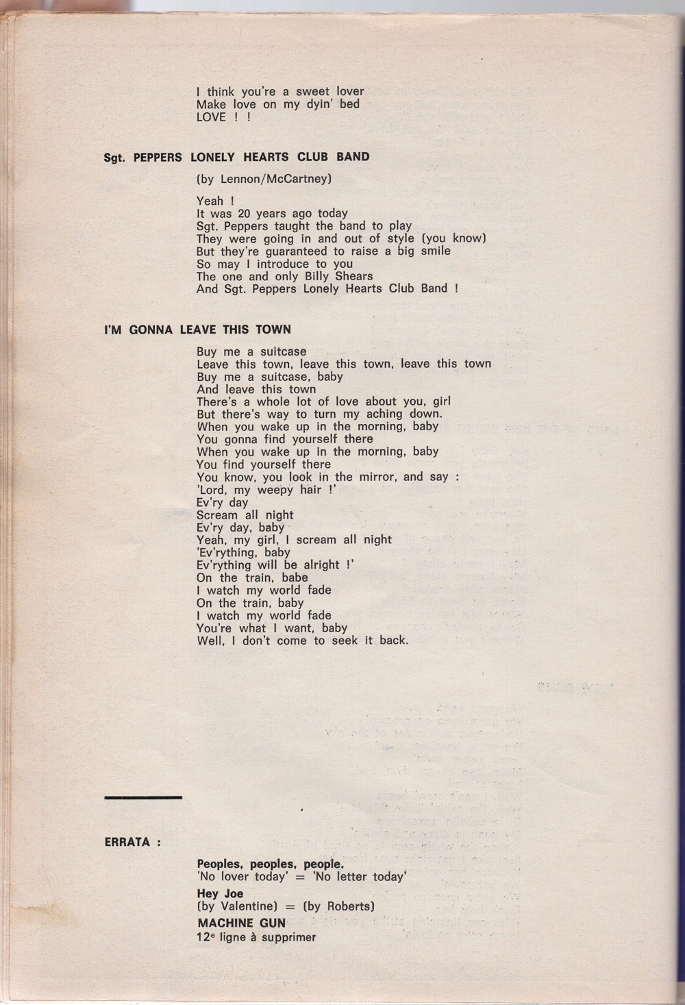 Curio Francais... Jimi Hendrix Songbook - Page 2 4410