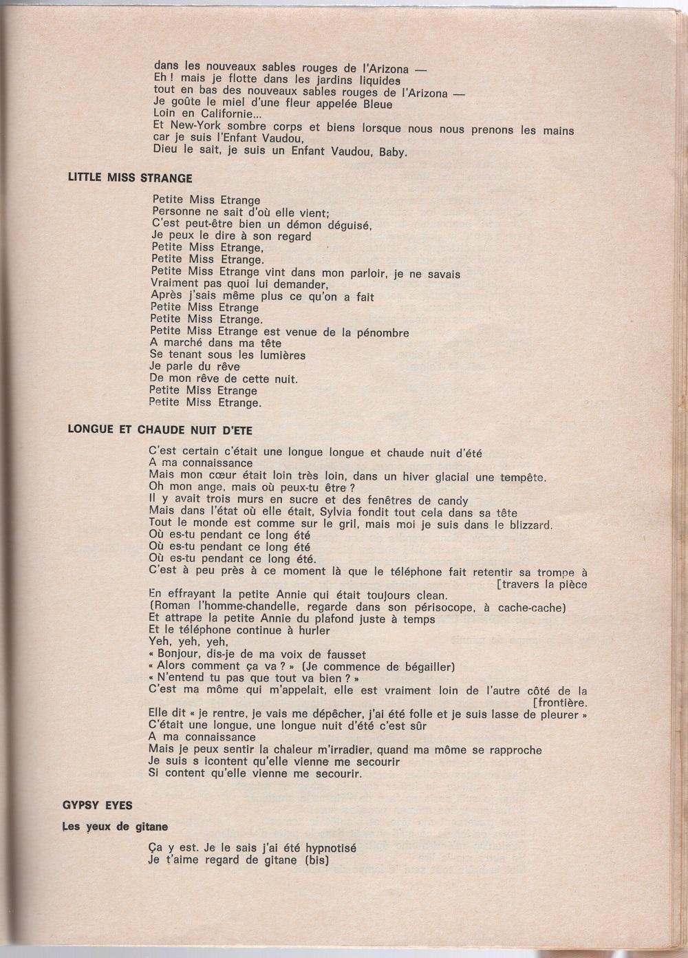 Curio Francais... Jimi Hendrix Songbook - Page 2 4910