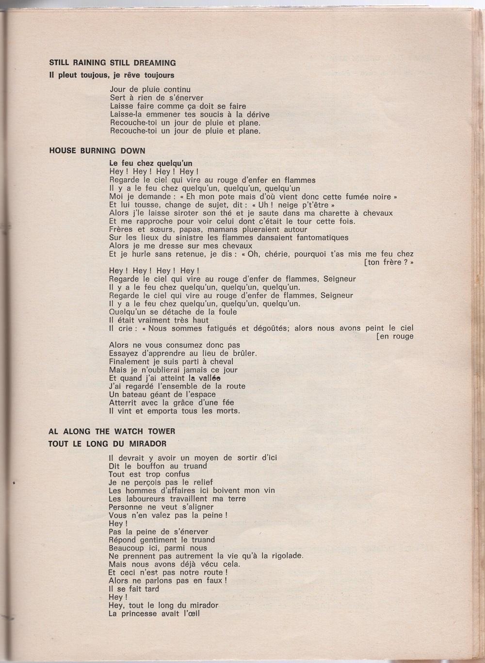 Curio Francais... Jimi Hendrix Songbook - Page 2 5510