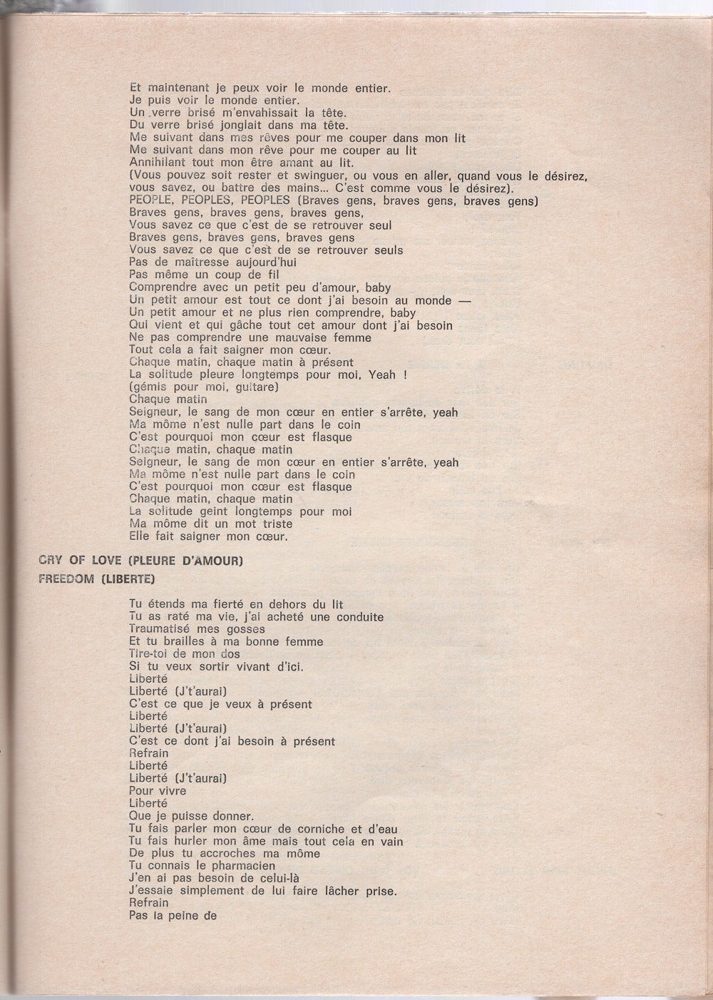 Curio Francais... Jimi Hendrix Songbook - Page 2 5710