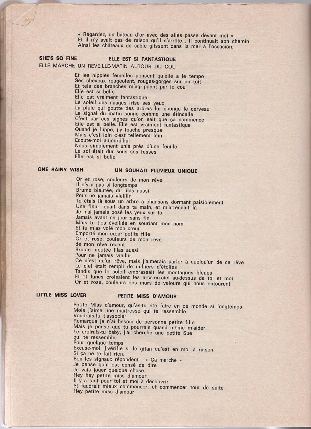 Curio Francais... Jimi Hendrix Songbook - Page 2 7110