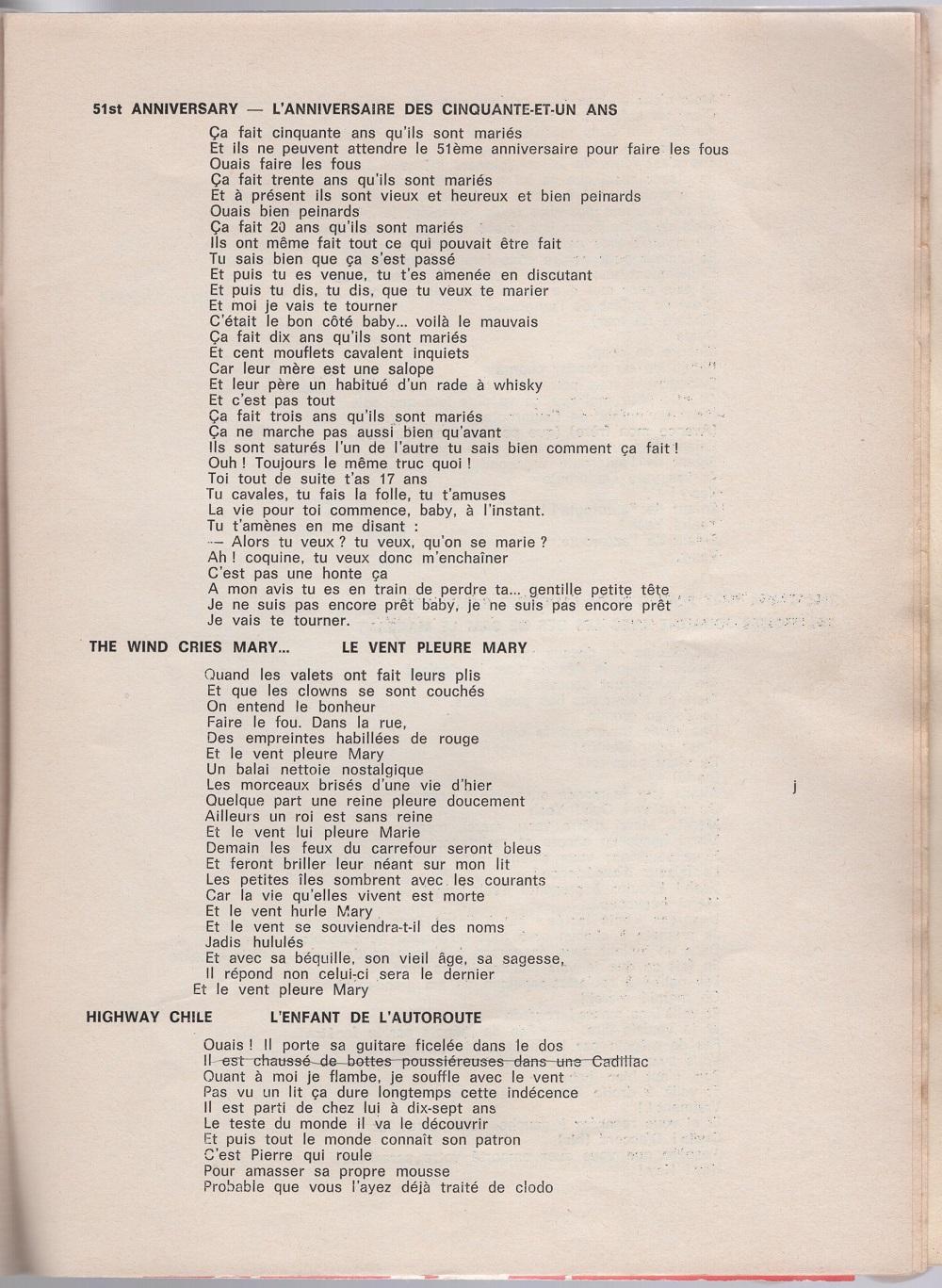Curio Francais... Jimi Hendrix Songbook - Page 2 7410