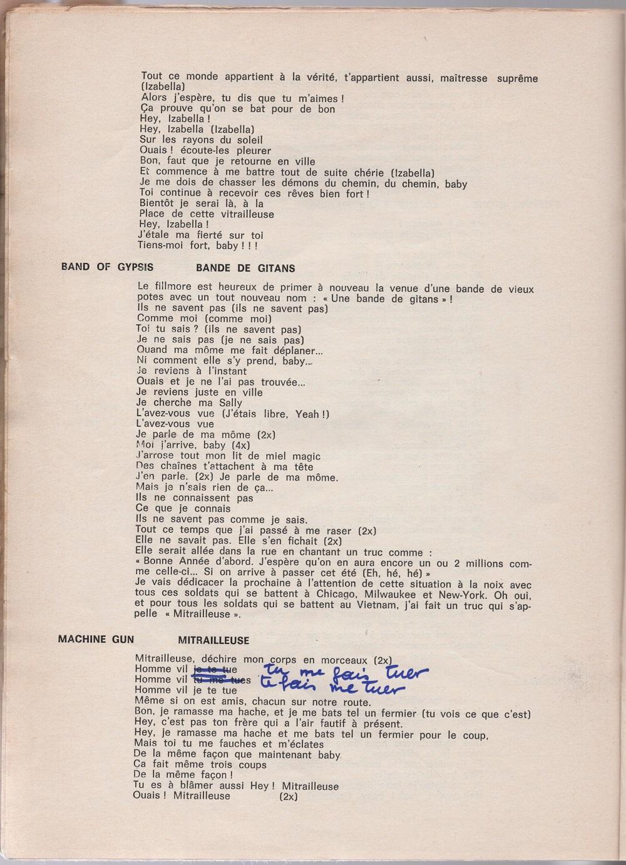 Curio Francais... Jimi Hendrix Songbook - Page 2 7710