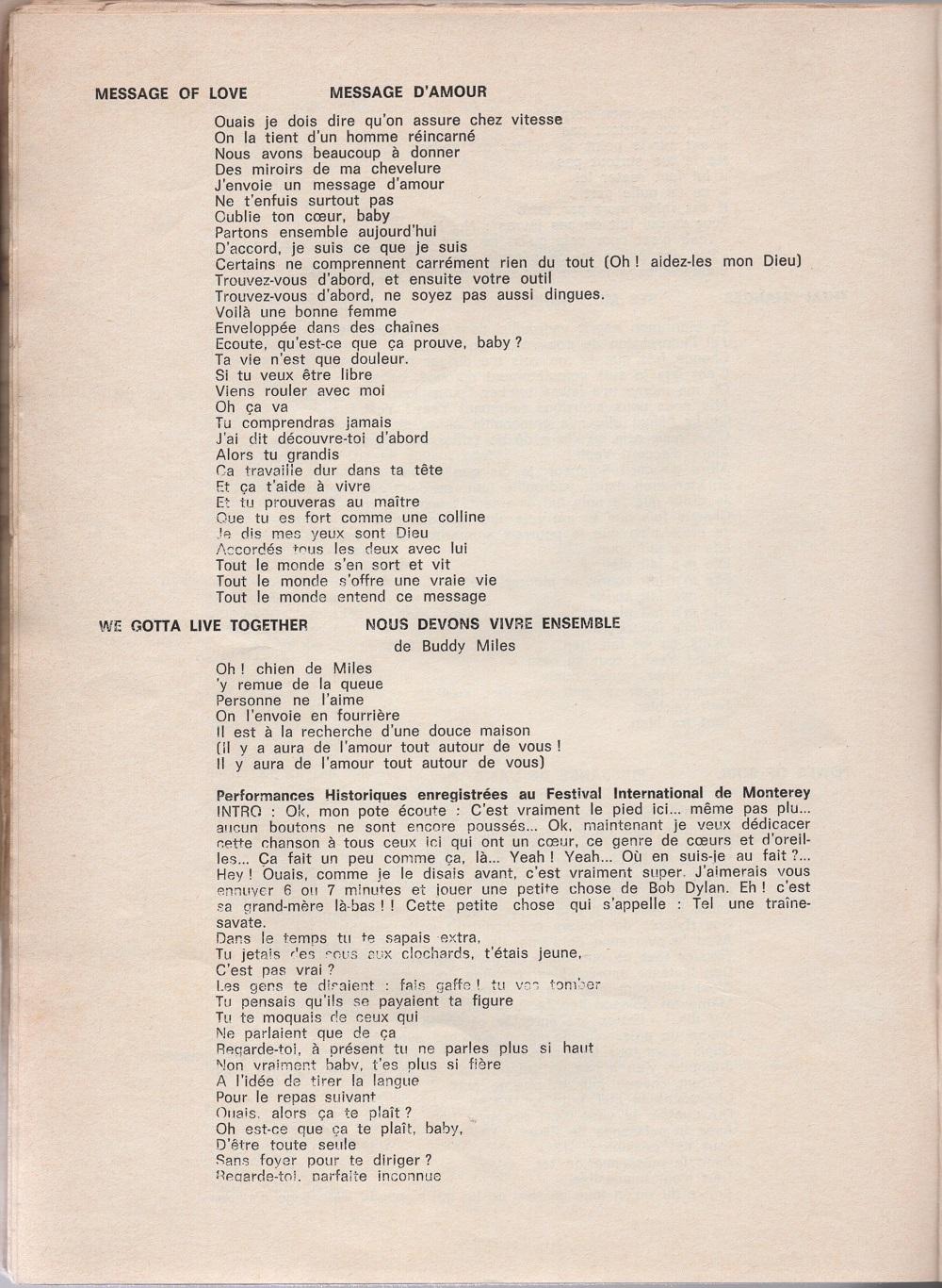 Curio Francais... Jimi Hendrix Songbook - Page 2 7910