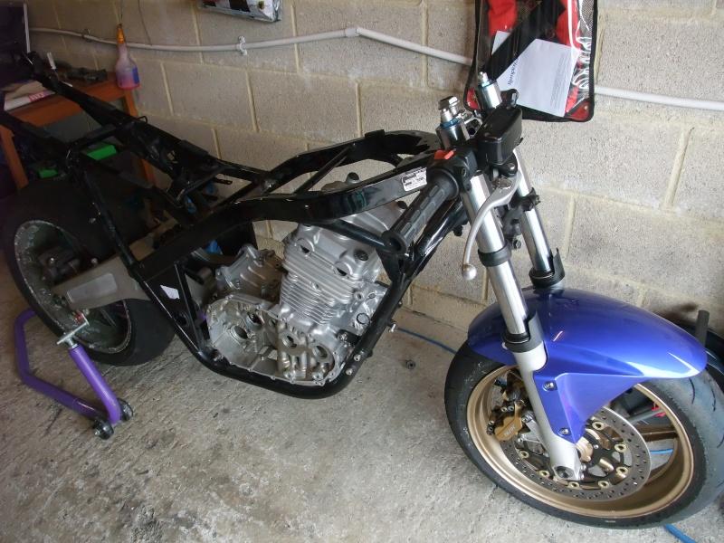 My Track bike project 00311