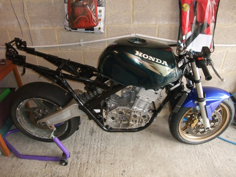 My Track bike project 00911