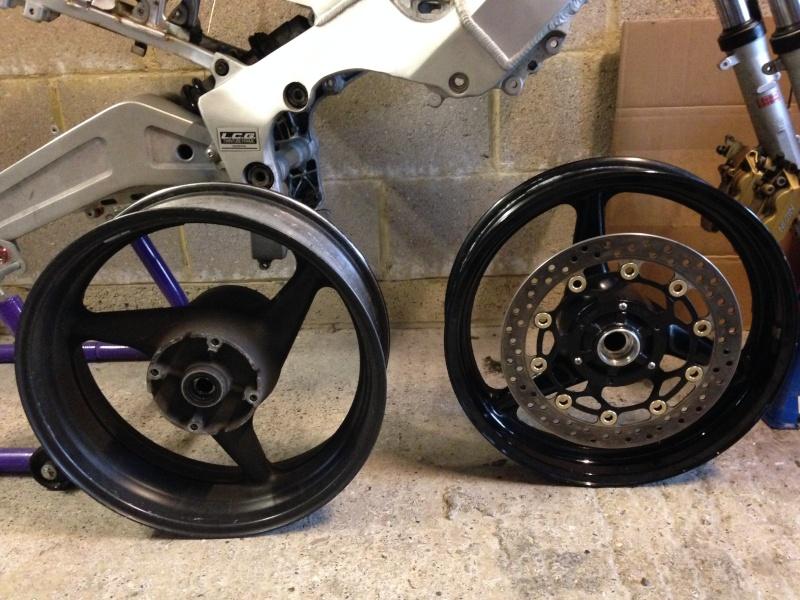 My Track bike project 01112