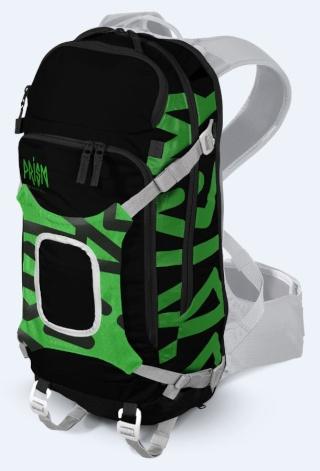 Sac à dos pour Enduro et Sports d'action... Vert12