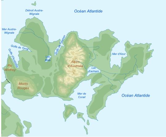 Royaume d'Australia Carte_12