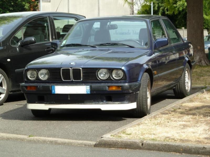 BMW 318 is E30 : the black track machine ... - Page 7 Avant10