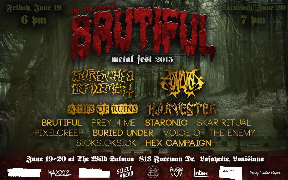 BRUTIFUL METAL FEST Brutif13