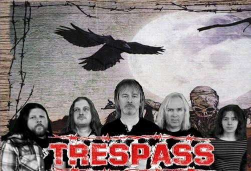 Trespass - Trespass (2015) Album Review Promo_14
