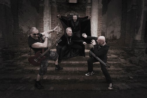 Sacrilege - Ashes To Ashes Compilation (2015) Album Review Promo_18