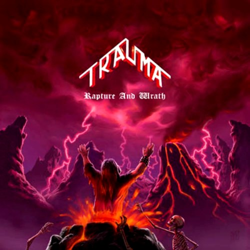 Trauma - Rapture And Wrath (2015) Album Review Raptur10