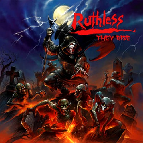 Ruthless - They Rise (2015) Album Review They_r10