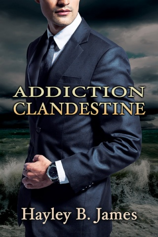JAMES Haley B. - Sous couverture - Tome 2 : Addiction clandestine  Underc10