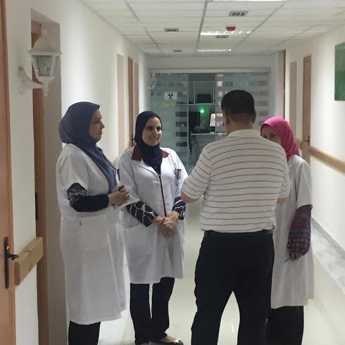 """وزير الصحة بوضياف في زيارة فجائية لمصلحة الولادة بمستشفى عنابة """"الصور""""  515"""