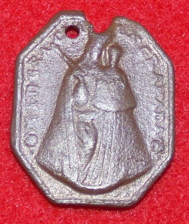 Médaille Jésus de Nazareth - XVIIIème 100_0811