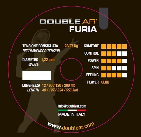 Inziamo con la piccola Furia BZ. Double AR Strings f927b2620c