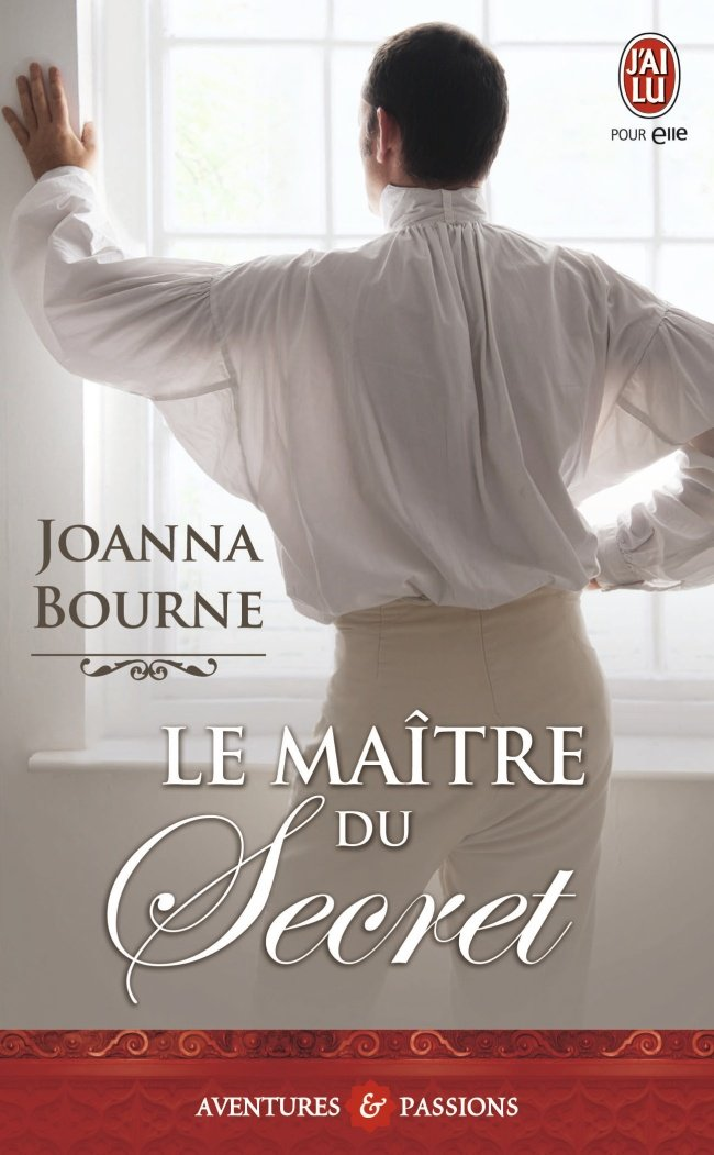 BOURNE Joanna - Le maître du secret  61jt0i10