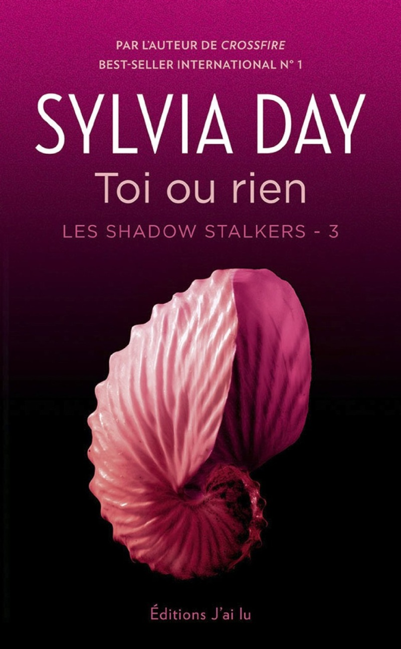 DAY Sylvia - LES SHADOW STALKERS - Tome 3 : Toi ou rien 71hf5s10