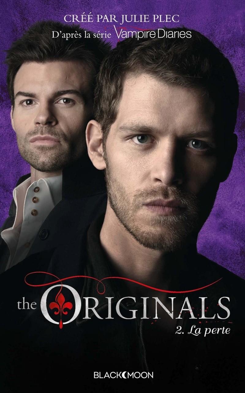 BANK Josh & WAGREICH Hayley - THE ORIGINALS - Tome 2 : La perte 814aqv10