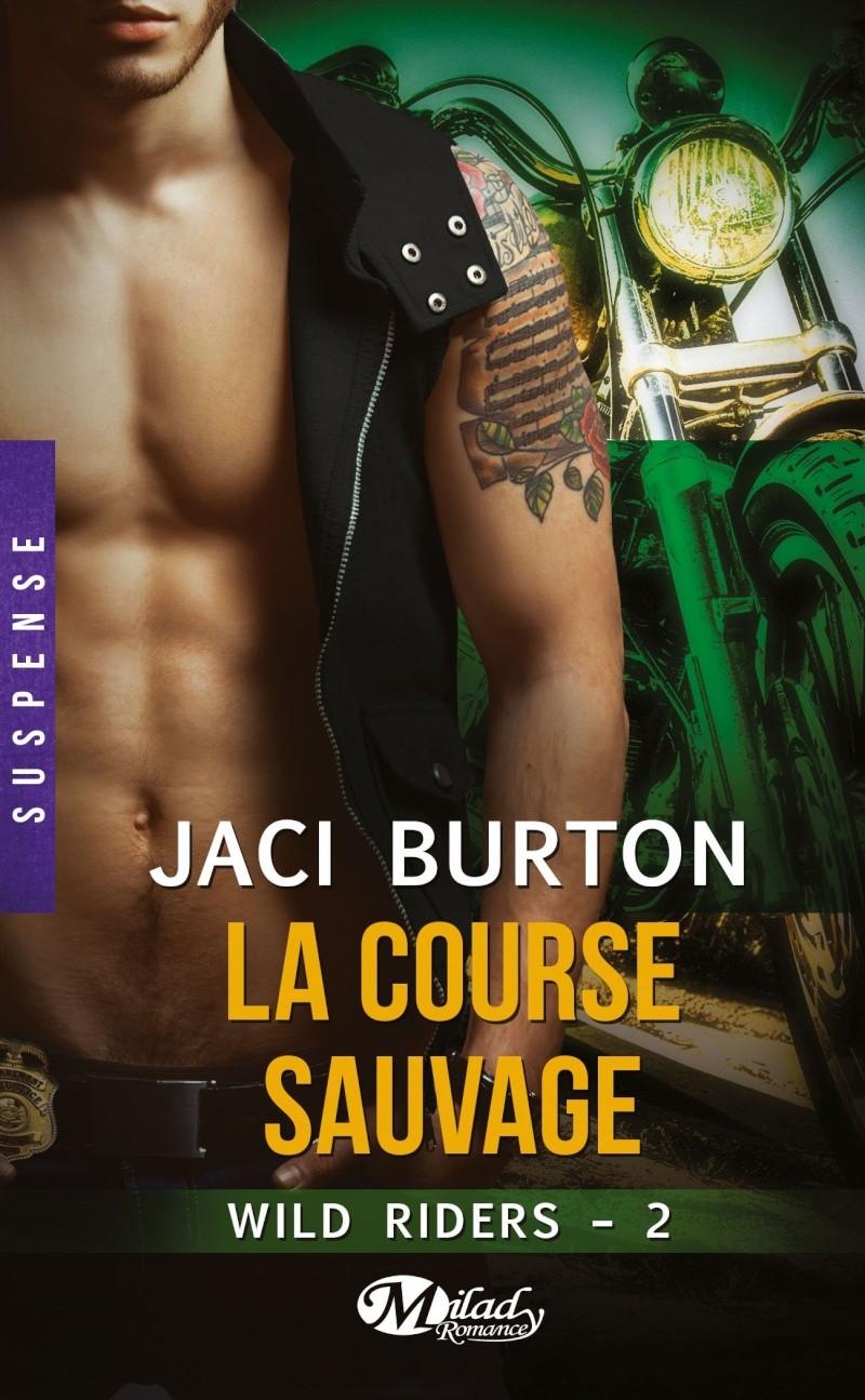 BURTON Jacy - WILD RIDERS - Tome 2 : la Course Sauvage 81vqv310