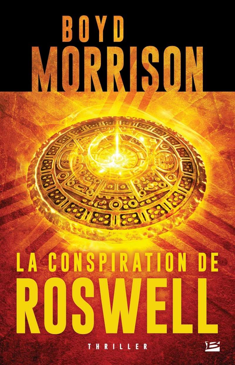 MORRISSON Boyd - La Conspiration de Roswell  91evid10