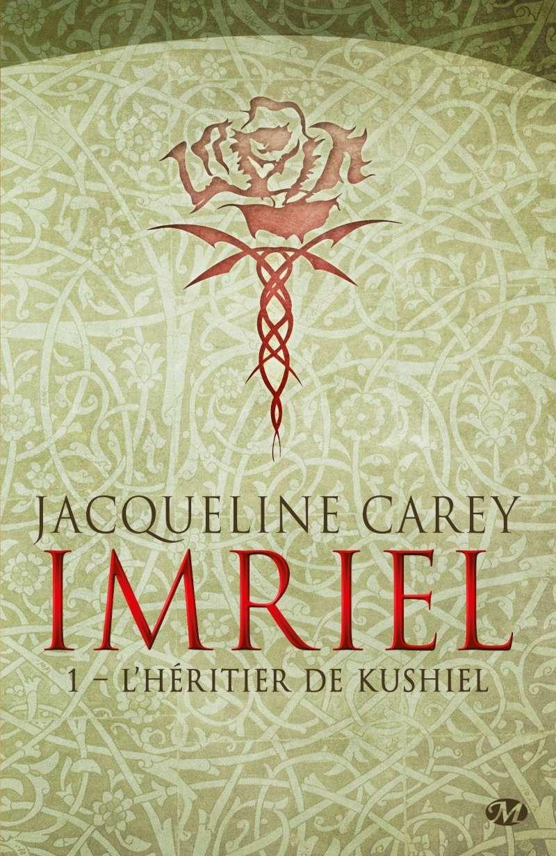 CAREY Jacqueline - IMRIEL - Tome 1 : L'héritier de Kushiel Imriel10