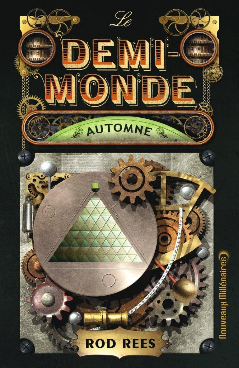 REES Rod - LE DEMI MONDE - Tome 4 : Automne Rod10
