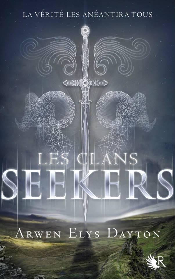 ELYS DAYTON Arwen - LES CLANS SEEKERS - Tome 1  Seeker10