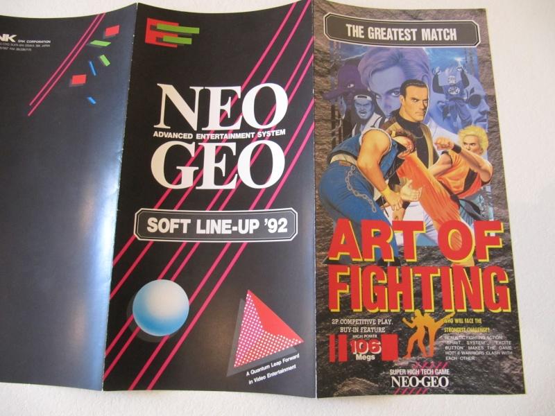Les Brochures / Catalogues SNK Img_7618