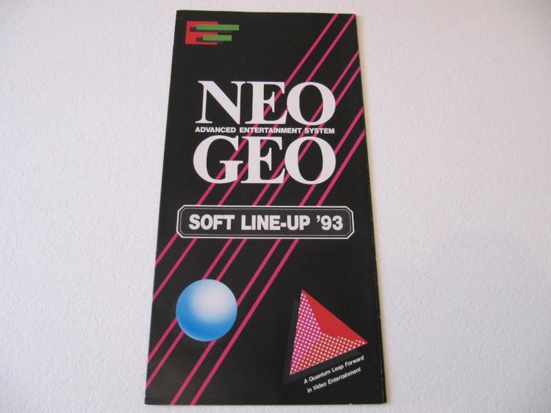 Les Brochures / Catalogues SNK Img_7619