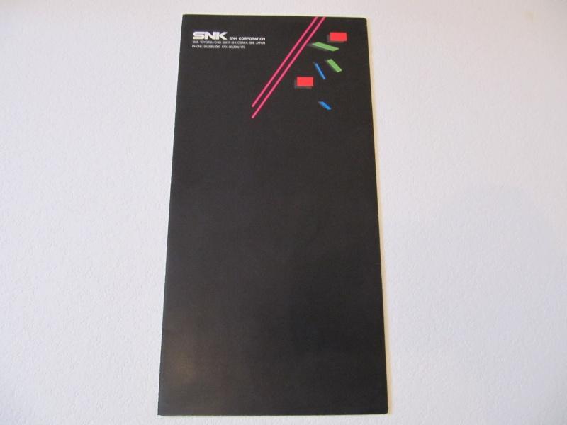 Les Brochures / Catalogues SNK Img_7620