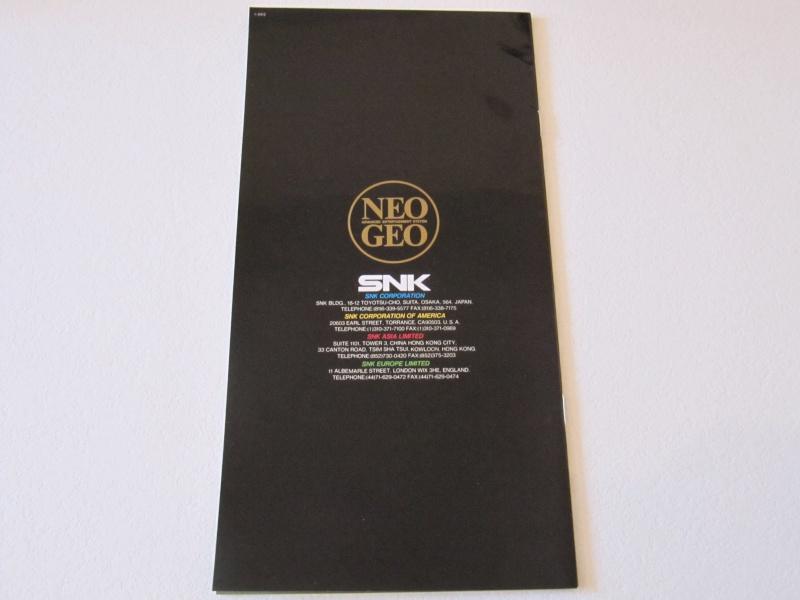 Les Brochures / Catalogues SNK Img_7629