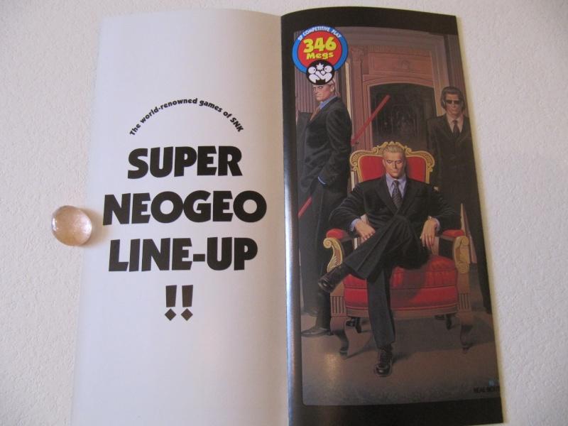 Les Brochures / Catalogues SNK Img_7646