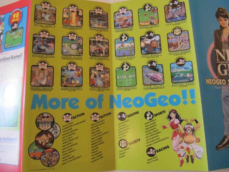 Les Brochures / Catalogues SNK Img_7651