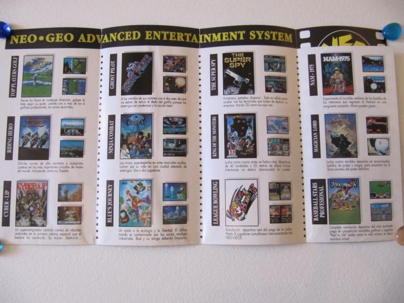 Les Brochures / Catalogues SNK Img_7657