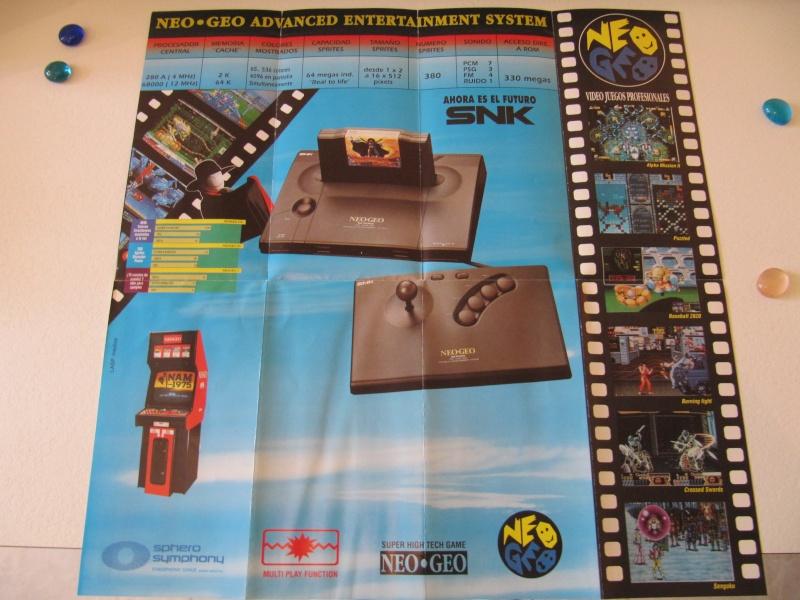 Les Brochures / Catalogues SNK Img_7658