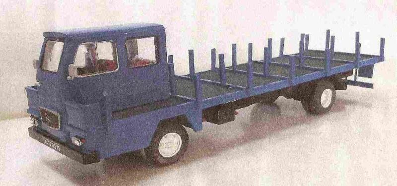 Les camions porte-fer Citrpy10